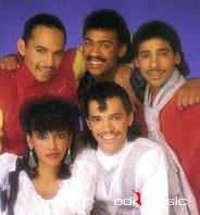 Cover Album of DeBarge - Discography (1981-2008) 10 Albums