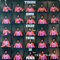 Tyrone Davis - Everything In Place (Vinyl, LP, Album)