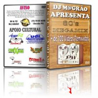 DJ.VJ Magrao - 80's Video Megamix Vol 1 (2009) DVDRip