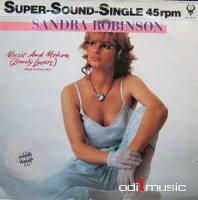 Sandra Robinson - Music And Motion (Lonely Lovers) (Vinyl)
