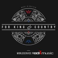 WorldService Project - For King And Country (CD, Album)