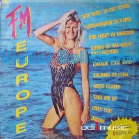 Various - Fm Europe Vol 1 (1985) LP Rare