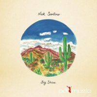 Nick Santino - Big Skies (2014) CD