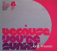 VA - The Rustler Presents: Because You're Funky (2002) (CD)