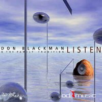 Cover Album of Don Blackman & The Family Tradition - Listen (CD, Album)