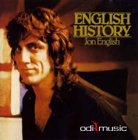 Jon English - English History (Vinyl LP) 1979