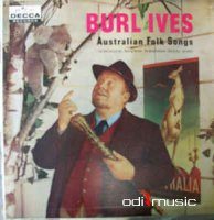 Burl Ives - Australian Folk Songs (Vinyl, LP)