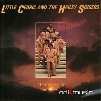 Little Cedric And The Hailey Singers - Jesus Saves (Vinyl, LP)