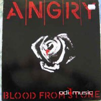 Angry Anderson - Blood From Stone (Vinyl, LP, Album)