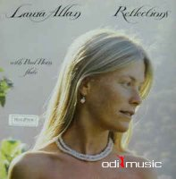 Laura Allan with Paul Horn - Reflections (Vinyl, LP, Album)