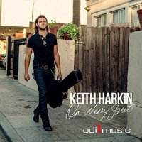 Cover Album of Keith Harkin - On Mercy Street (2016)