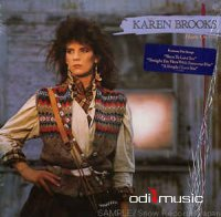 Karen Brooks - Hearts On Fire (Vinyl, LP, Album)
