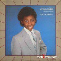 Little Cedric And The Hailey Singers - God's Blessings (Vinyl, LP)