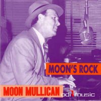 Cover Album of Moon Mullican - Moon's Rock (CD)