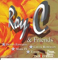 Roy C - Roy-C & Friends (CD) 2003