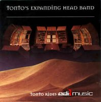 Tonto's Expanding Head Band - Tonto Rides Again (CD)