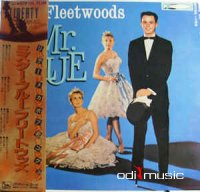 The Fleetwoods - Mr. Blue (Vinyl, LP, Album)
