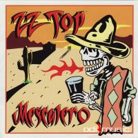 ZZ Top - Mescalero (CD, Album) JAPAN ONLY (2003)+BONUS