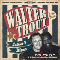 Walter Trout & His Band - Luther's Blues (Vinyl, LP, Album) (2013)