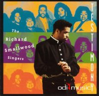 The Richard Smallwood Singers - Testimony (1992) CD