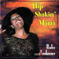Ruby Andrews - Hip Shakin Mama (CD, Album)