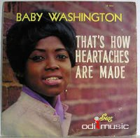 Baby Washington - That's How Heartaches Are Made (Vinyl)