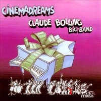 Cover Album of Claude Bolling Big Band - Cinemadreams (1996)
