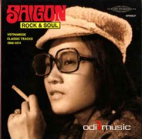 Various Artists - Saigon Rock & Soul Vietnamese Classic Tracks 1968-1974