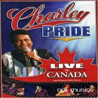 Cover Album of Charley Pride - Live in Canada ( 2014 )