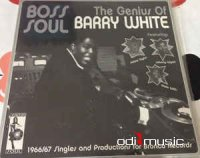Cover Album of Barry White - Boss Soul - The Genius Of Barry White (Vinyl, LP)