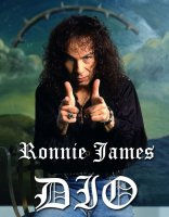 Ronnie James Dio - Discography (1972-2013)