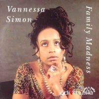 Vannessa Simon - Family Madness (Vinyl, LP)