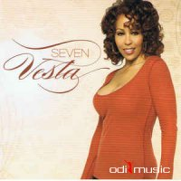 Cover Album of Vesta Williams - Seven (CD, Album) - 2013