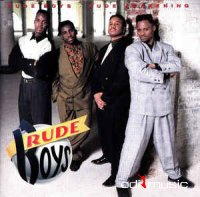 Rude Boys - Rude Awakening (CD, Album) (1990)
