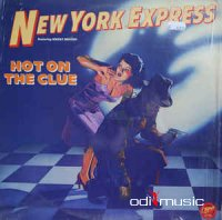 New York Express - Hot On The Clue (Vinyl)