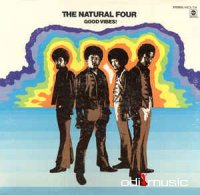 The Natural Four - Good Vibes! (Vinyl, LP, Album)