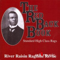 River Raisin Ragtime Revue - The Red Back Book