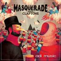 Claptone - The Masquerade (MIX) 2016 MASCLA01CD