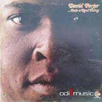 David Porter - Into A Real Thing (1971)