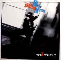 Charlie Singleton - Man On A Mission (Vinyl, LP, Album) (1989)