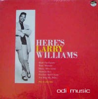 Larry Williams - Here's Larry Williams (Vinyl, LP)