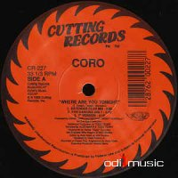 Coro - Where Are You Tonight (Vinyl)