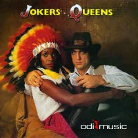 Jon English And Marcia Hines - Jokers And Queens (Vinyl, LP)