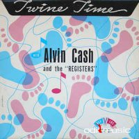 "Cover Album of Alvin Cash And The ""Registers"" - Twine Time (Vinyl, LP)"