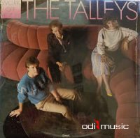 Cover Album of The Talleys - Work Of Heart (Vinyl, LP, Album)