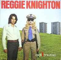 Cover Album of Reggie Knighton - Reggie Knighton (Vinyl, LP)