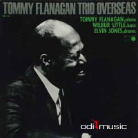 Cover Album of Tommy Flanagan Trio - Overseas (Vinyl, LP, Album)
