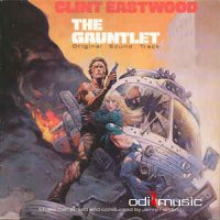 Jerry Fielding - The Gauntlet (Original Soundtrack) (Vinyl, LP)