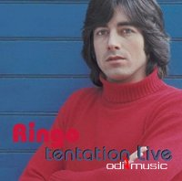 Cover Album of Ringo (6) - Tentation Live (CD) 2003