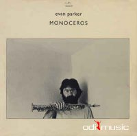 Cover Album of Evan Parker - Monoceros (Vinyl, LP, Album) (1978)